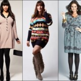 trendy winter outfit ideas for xl women 2016