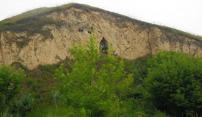 Жуківське (Іскрянське) городище 1