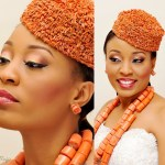 Newest Coral For Traditional African Brides