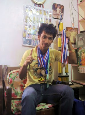 Limuel's Medals