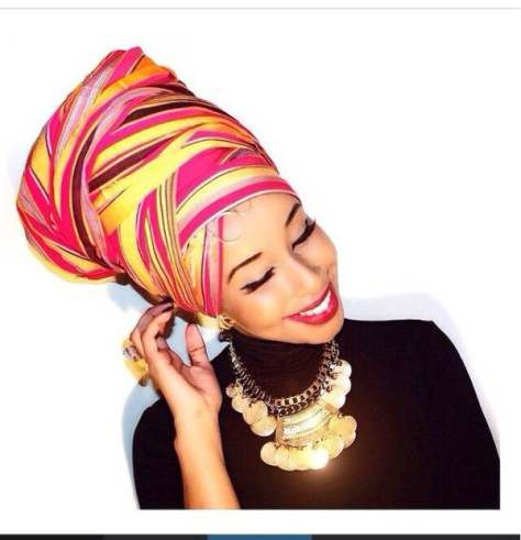 Latest Gele Headtie Styles For Nigerian 2017 Styles 7