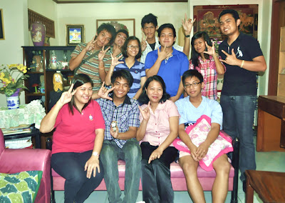 Russell John Agustin's Family (Bulacan) - February 10