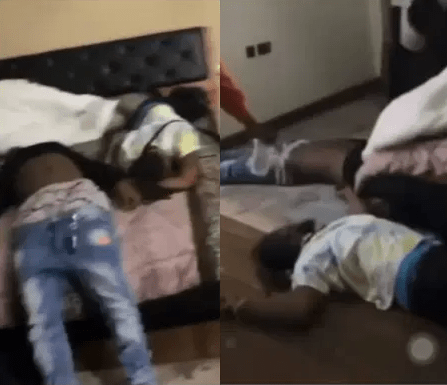 Three women arrested as 2 men die mysteriously during party (video)