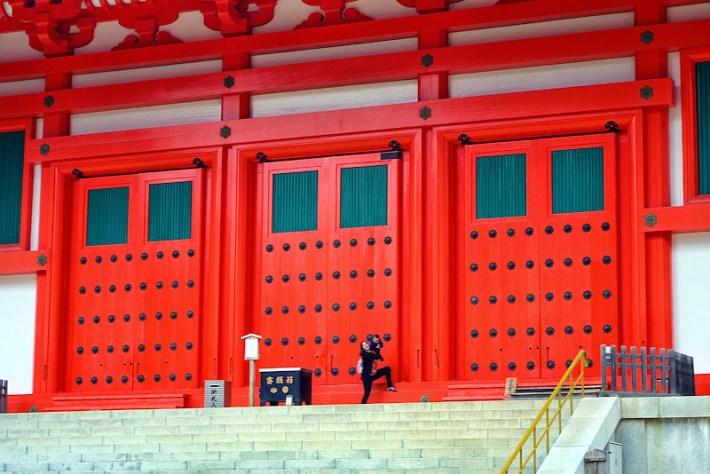Pagoda Konpon Daito en Danjo Garan, Koyasan