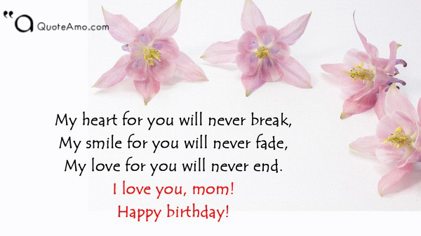 15 happy birthday mother quotes and sayings quote amo