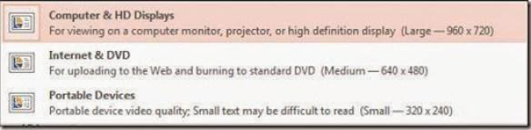 cara paling cepat membuat presentasi video power point