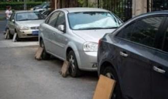 عجلات السيارة