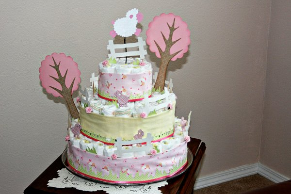 Items And Supplies Used In This Little Lamb Party Available Kara S Ideas