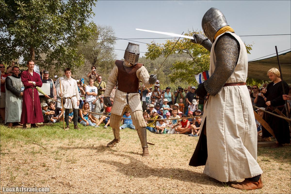 Рыцари Иерусалима 2010 | Jerusalem Knights | עבירי ירושלים | LookAtIsrael.com - Фото путешествия по Израилю