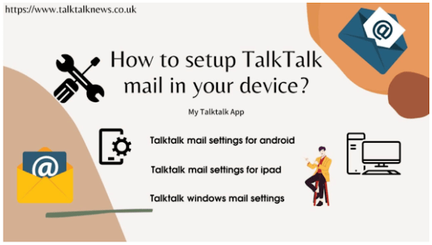 How to setup TalkTalk mail in your device