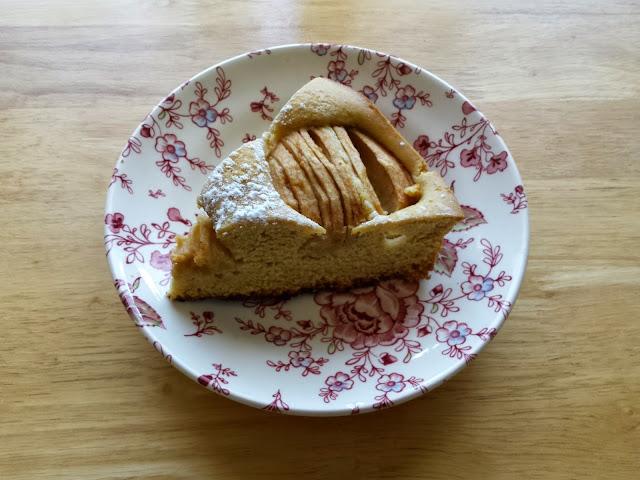 gâteau farine complete recette