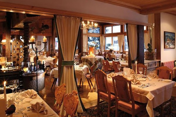 Restaurant Alpenrose Schruns