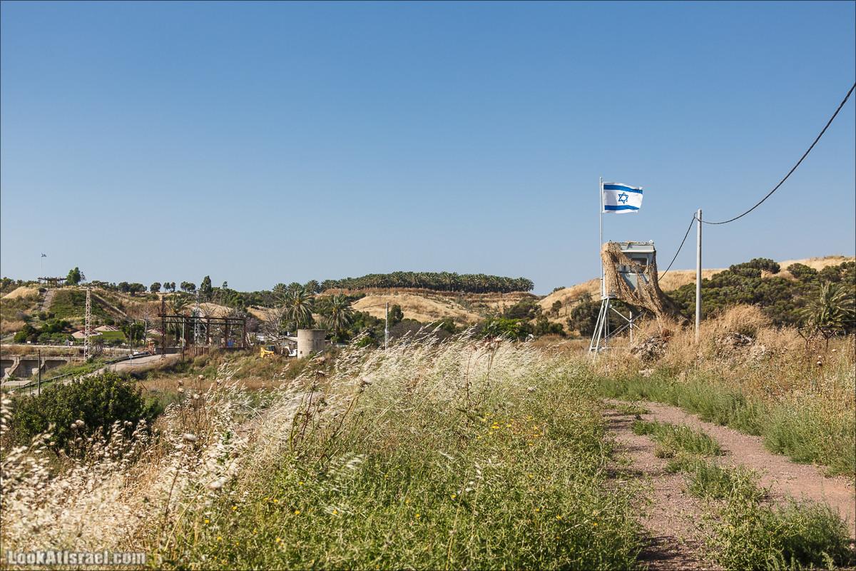 Первая ГЭС Израиля имени Рутенберга в Наараим   Power station at Naaraim   תחנת כוח בנהריים   LookAtIsrael.com - Фото путешествия по Израилю