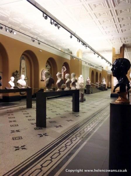 7 VAM sculpture