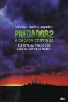 Baixar Filme Predador 2: A Caçada Continua (1990) Dublado Torrent Grátis