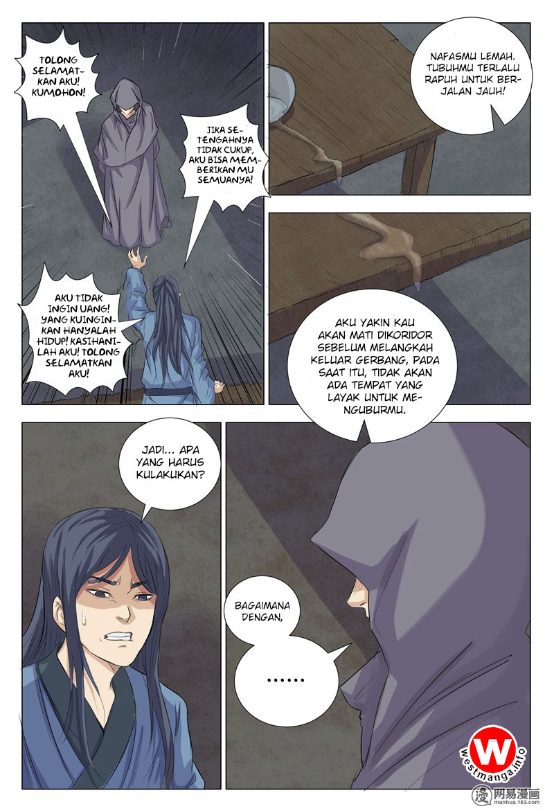 Deity's Path through Ten Thousand Worlds: Chapter 04 - Page 9