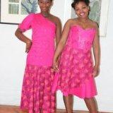 Shweshwe and ankara dresses 2017