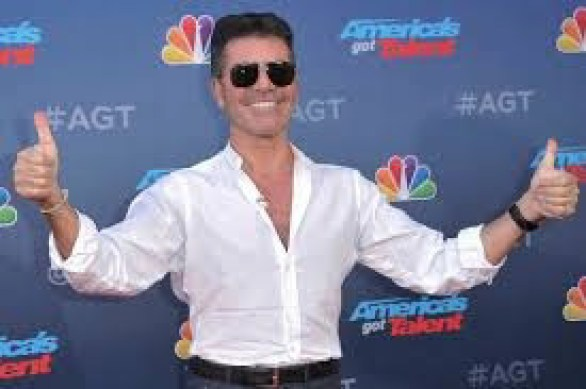 World's Second Richest Music Producer, Simon Cowell