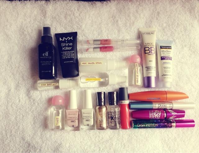 Tsa liquids makeup