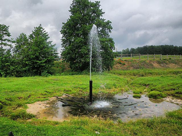 фонтан с. Злазне