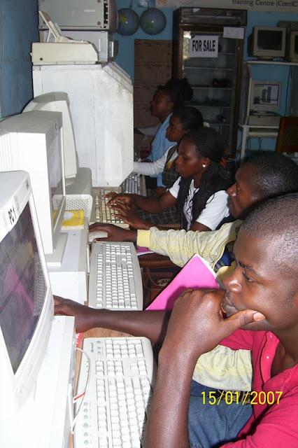 IT Training at HINT - 100_1348.JPG