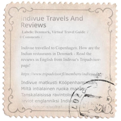 Indivue travel reviews