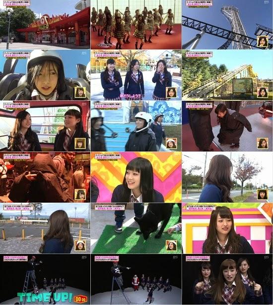 (TV-Variety)(720p) NMB48のナイショで限界突破! ep12 141215