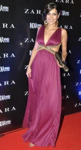 Tara D'Souza Height