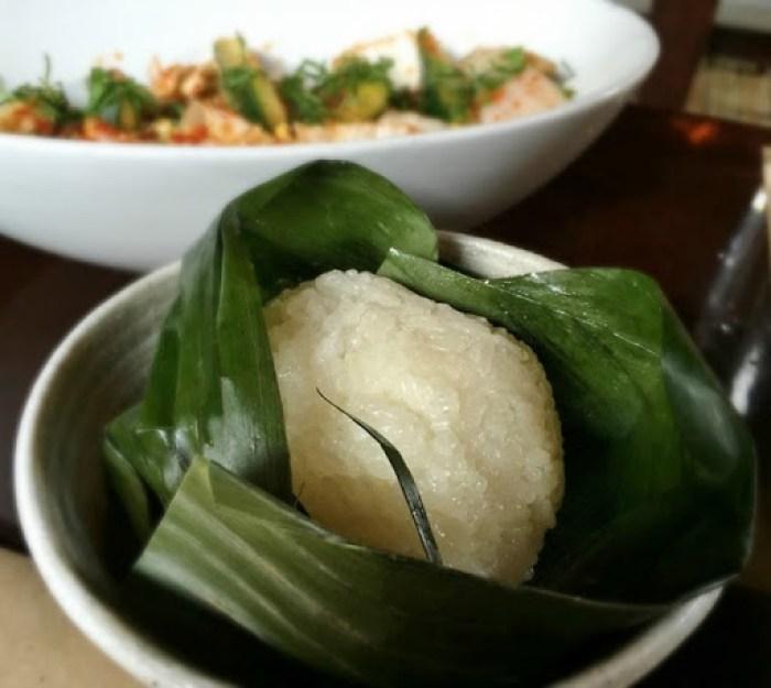 Coconut Sticky Rice - Spice Market New York
