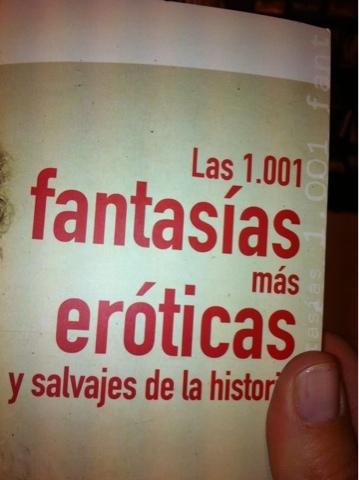 VíDEO | Las 1.001 fantasías en Telecinco, en el programa de Ana Rosa Quintana, el viernes 27 de abril de 2012