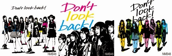 (DVDISO) NMB48 11th Single – Don't look back!