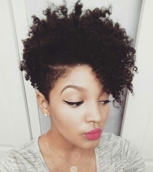 2018 Natural Hairstyles For Black Women - Afro Haircuts