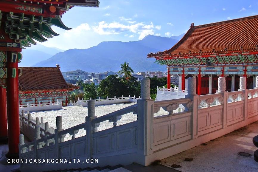 Viajar a Taiwan para ver sus templos
