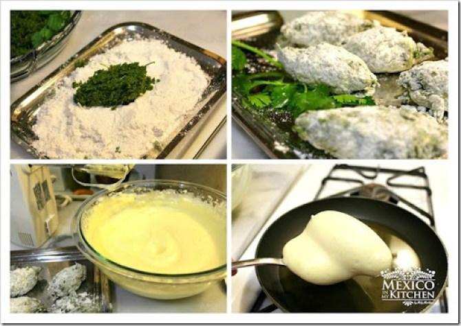 Huauzontle recipes Quelites