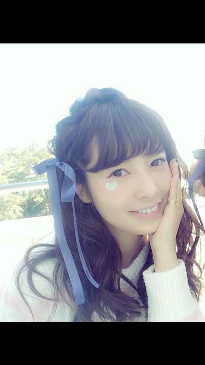 斉藤優里が自身の755に投稿した写真