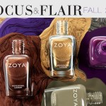 Focus & Flair Collections –  Zoya Fall/Autumn 2015