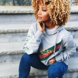 Best And Stylish Natural Hair Colors 2017