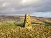 Mam Tor Summit Trig Point