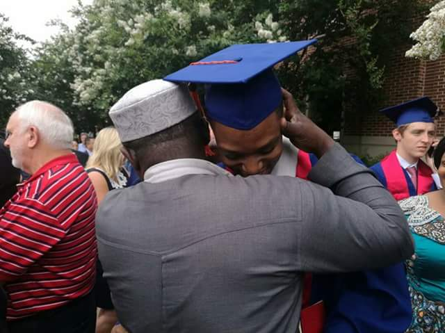Harvest of Blessings As Gov Okorocha's Son, Amen Graduates From American University(Photos)