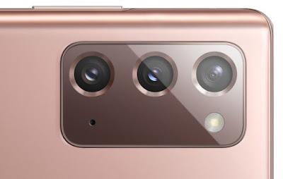 Samsung Galaxy Note 20 Camera