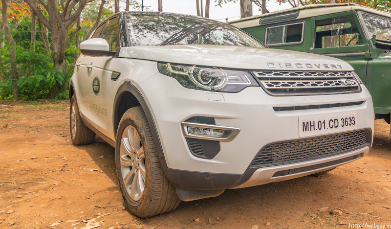 The New Discovery Sport Land Rover