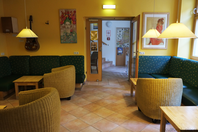 Hostel Ruthensteiner Common Area
