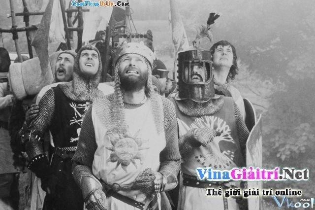 Xem Phim Chén Thánh Phiêu Lưu Ký - Monty Python And The Holy Grail - phimtm.com - Ảnh 1