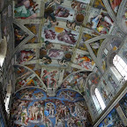 A restored Sistine Chapel