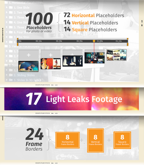 Slideshow constructor videohive template free download for Aep templates free download