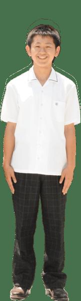敦賀気比高等学校の女子の制服2