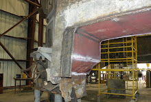 The thin carbon steel plate used on Spray-Cooled equipment will lower maintenance cost and make repairs easier.
