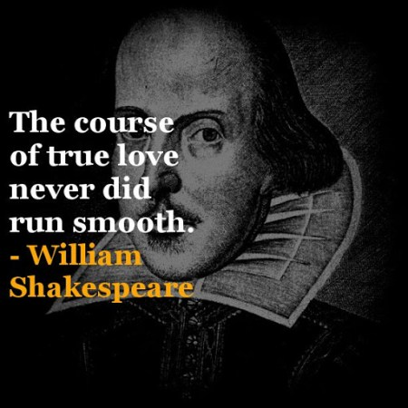 william shakespeare quotes about sad love