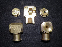 Systems Spray-Cooled patented clog resistant nozzles are manufactured from brass and can be broken down for cleaning and inspection.