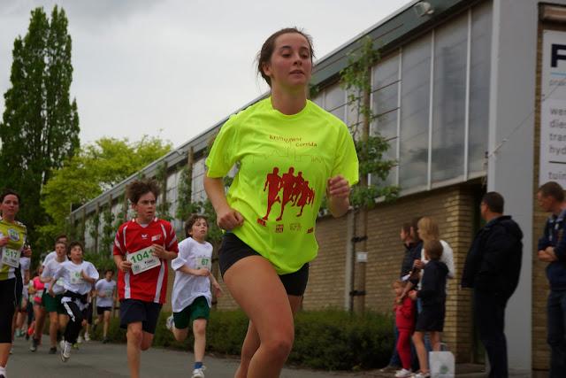 Daphné Degryse, Dwars over de Mandel 2015